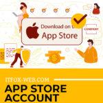 Регистрация аккаунта компании в App Store